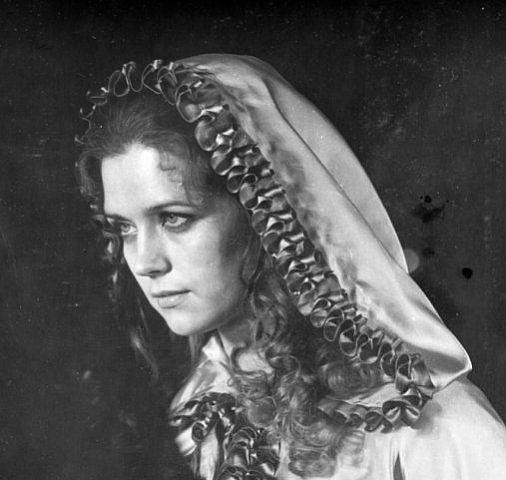 Ирина Алферова до сих пор не любит вспоминать о съемках у Георгия Юнгвальд-Хилькевича