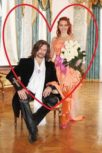 Никита и Марина поженились 23 февраля 2008 года, скоро состоится их вторая свадьба