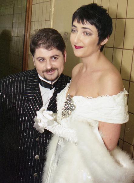 Зрители обожали пару Лолиты и Александра Цекало
