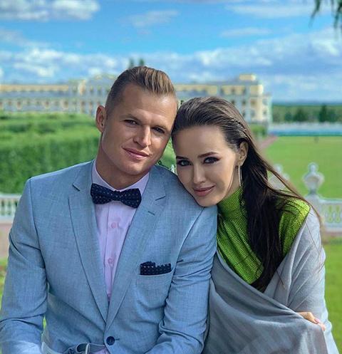 Дмитрий Тарасов и Анастасия Костенко