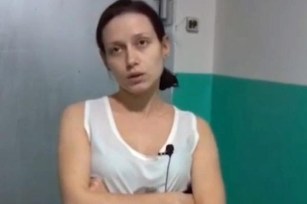Ольга Пушкарева, мать мальчиков