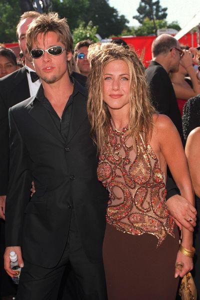Актриса помирилась с Брэдом Питтом только после его развода с Джоли