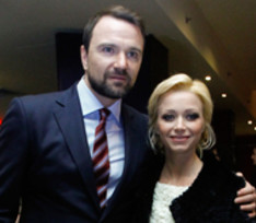 Бережная и Сихарулидзе воссоединились ради премьеры