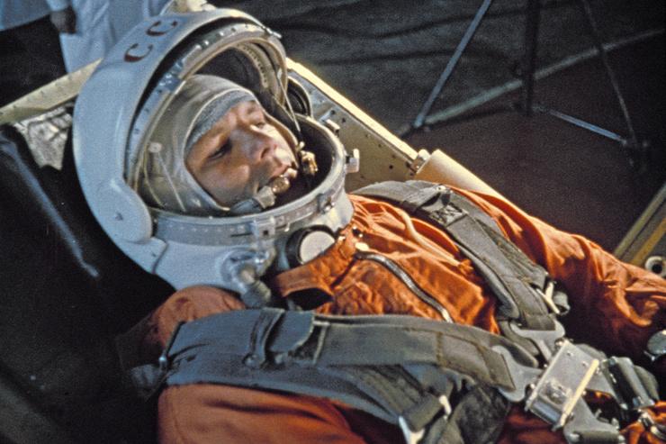 О полете Гагарина писали все газеты, а впоследствии об этом событии сняли не один фильм