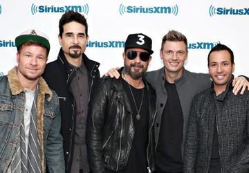 Backstreet Boys спустя 20 лет перепели хит из самоизоляции