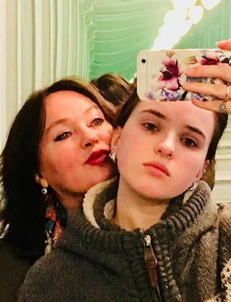 Лариса Гузеева гордится дочерью