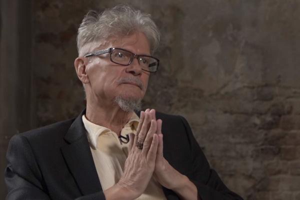 Эдуард Лимонов рассуждает об отношениях с телеведущей