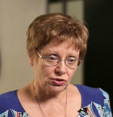 Вдова Спартака Мишулина Валентина Константиновна