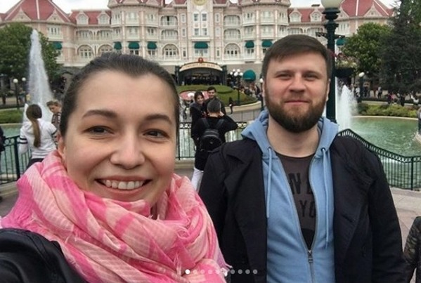 Ксения Сябитова на майских праздниках отправилась в Париж