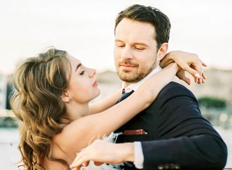 Евгений Пронин сыграет свадьбу в Италии