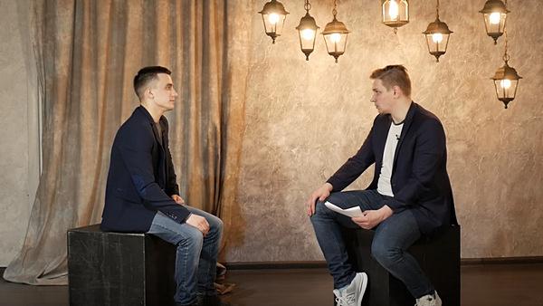 Сергей Семенов дал интервью журналисту Антону Лядову
