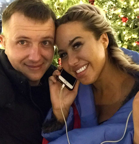 Илья Яббаров и Мария Кохно
