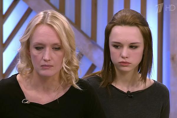 Наталья и Диана Шурыгины
