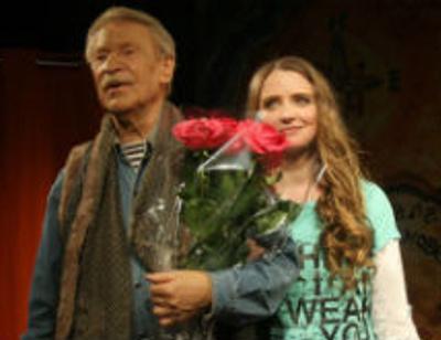 Молодая жена Ивана Краско шутит в постели