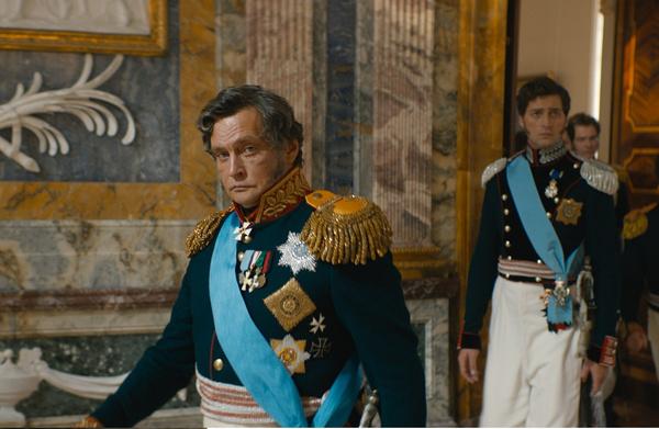 Александр Домогаров сыграл генерала Милорадовича