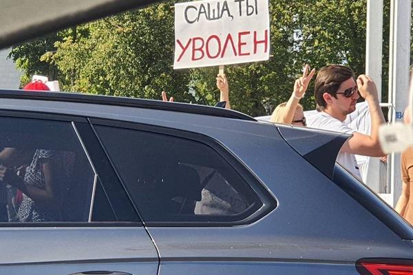 Беларусь, которую вы никогда не знали: фото и видео с массовых митингов