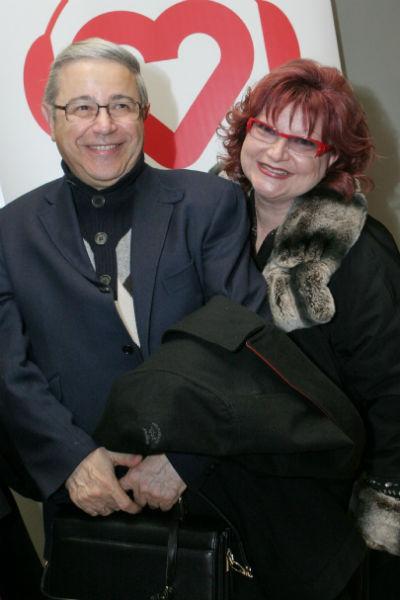 Елена Степаненко прожила с Евгением Вагановичем около 30 лет
