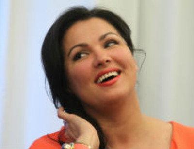 Анна Нетребко выступит на Олимпиаде в Сочи