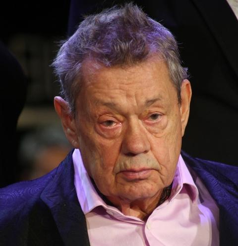Николай Караченцов был одним из первых лауреатов премии им. Андрея Миронова