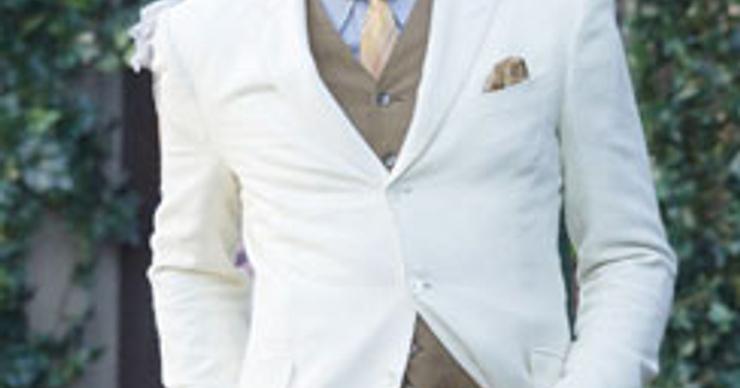 ДиКаприо в роли Гэтсби. Первые фото
