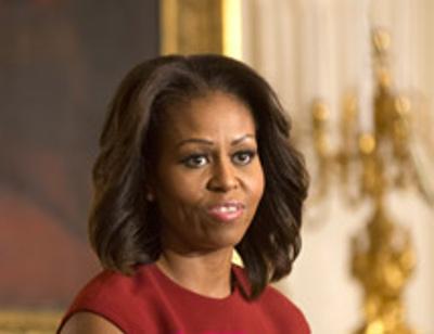 Мишель Обама поучает мать Джастина Бибера