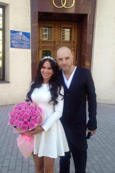 Клим и Евгения теперь стали мужем и женой
