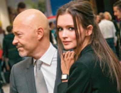 Федор Бондарчук и Паулина Андреева назначили дату свадьбы