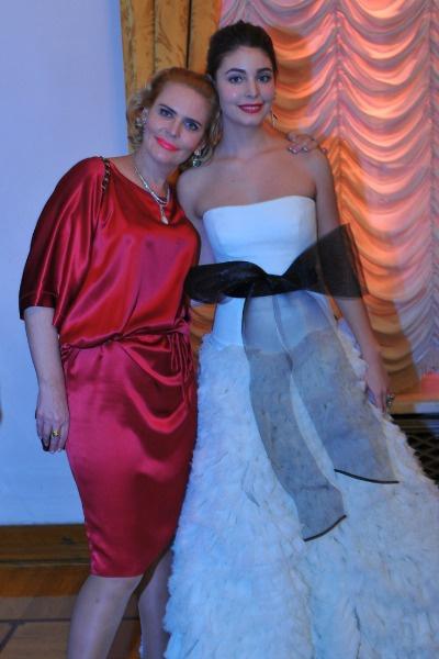 Внучка актера Юрия Яковлева и режиссера Михаила Козакова дебютировала на балу Tatler в 2014 году