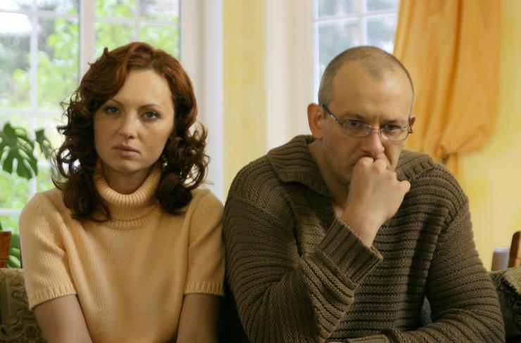 Актеры много лет поддерживали теплые отношения