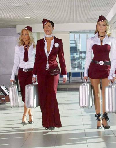 Клип на песню «А я все летала» стал для Жанны одним из последних в  составе группы