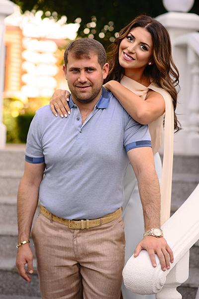 Жасмин и Илан вместе больше восьми лет