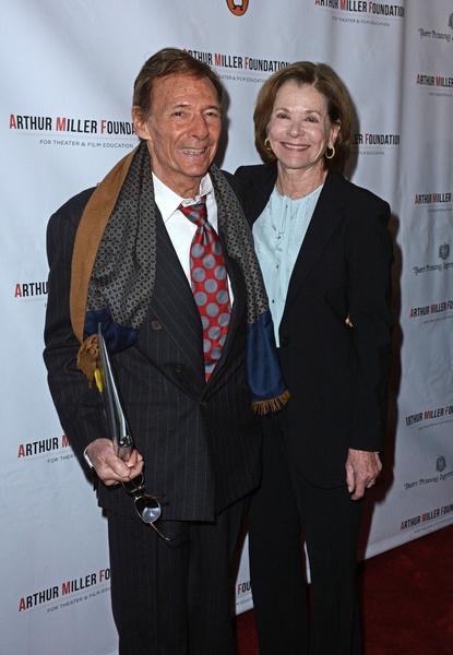 Рон Либман с супругой Джессикой Уолтер