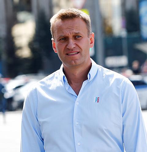 Ворганизме Навального найдены следы яда изгруппы «Новичок»