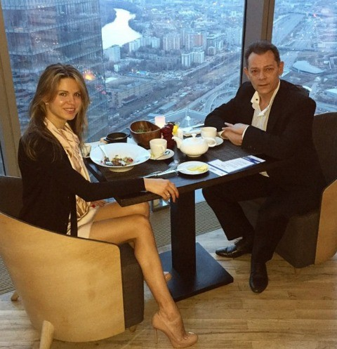 Брак Ольги и Вадима Казаченко был расторгнут в суде