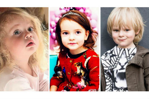 Детки в Сетке: звездные малыши, чьи фото и видео стали хитами в Интернете