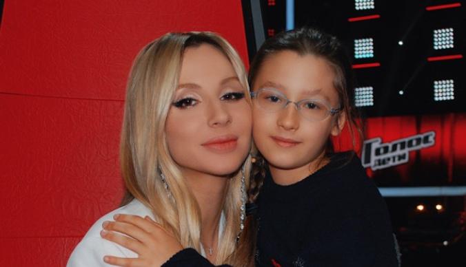 Дочь Светланы Лободы приняла участие в съемках «Голос. Дети»