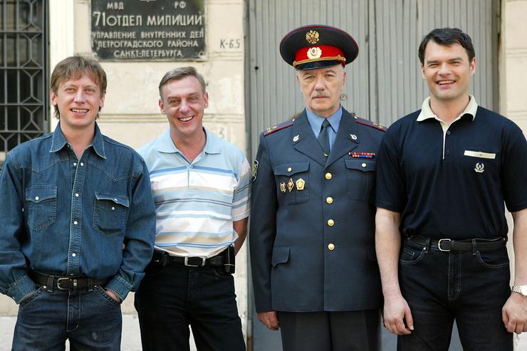 Зрители полюбили лейтенанта Волкова