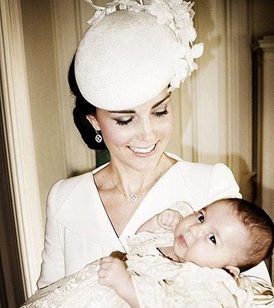 Кейт Миддлтон с дочерью Шарлоттой