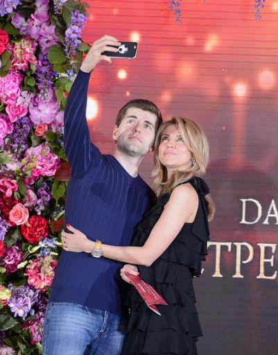 Дмитрий Борисов и Екатерина Архарова