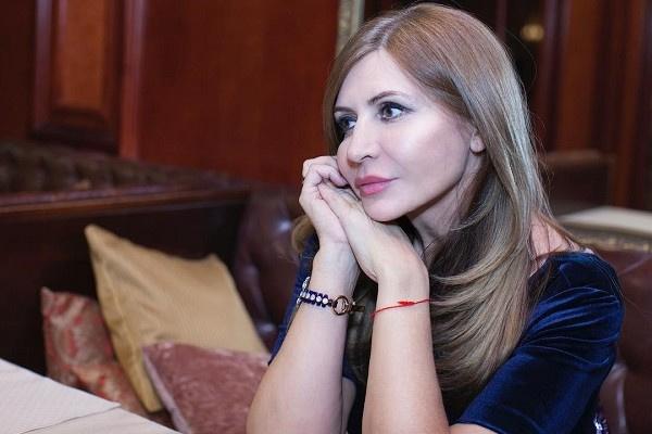 Ирина Агибалова рада за дочь