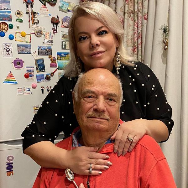 Яна Поплавская с отцом — журналистом-международником