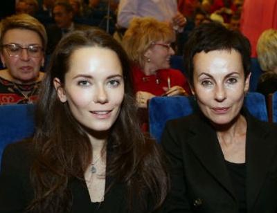 Дочь Ирины Апексимовой и Валерия Николаева: «Мне нравятся мужчины постарше»