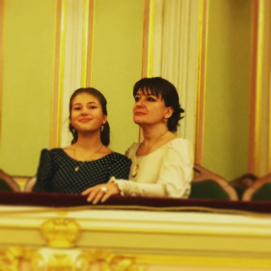 Ожидается, что фильм с участием Анастасии Мельниковой и ее дочери выйдет в 2019-м