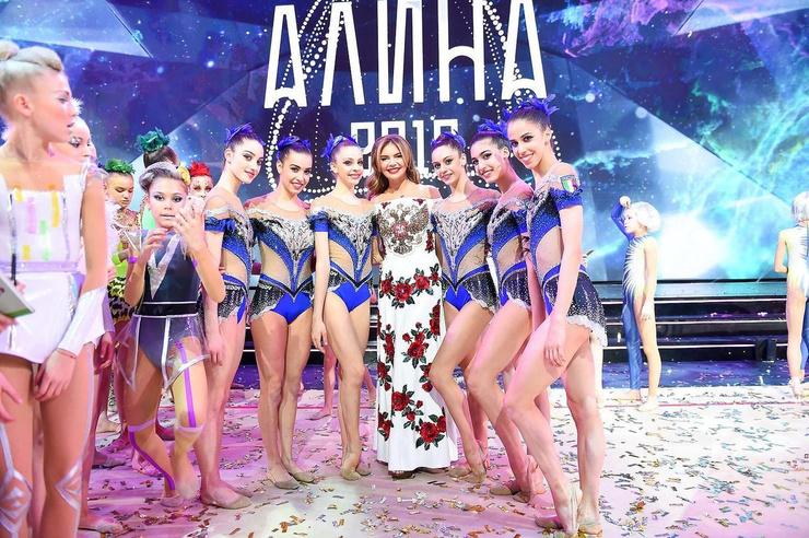 Фестиваль «Алина» стал мечтой многих юных гимнасток