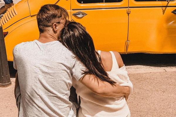 Пара долгое время не афишировала отношения