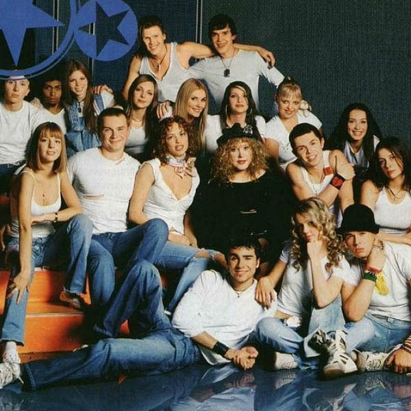 Участники пятого сезона «Фабрики звезд»