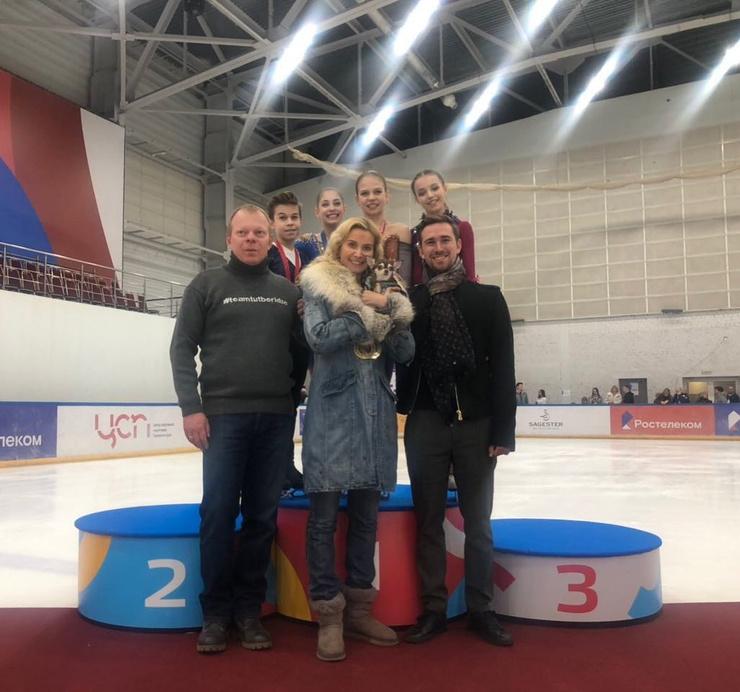 Этери Георгиевна и ее команда знают, как ковать чемпионов