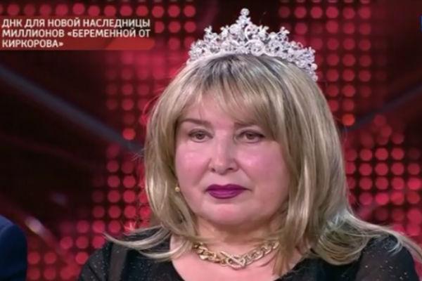 Дороти претендует на наследство Сафиевой