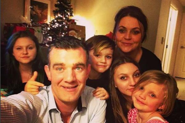 У актера осталась большая семья