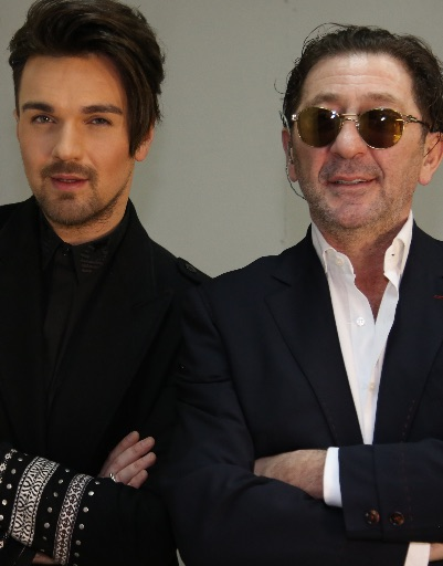 Григорий Лепс и Александр Панайотов